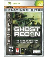 X Box - Ghost Recon Game - $7.25
