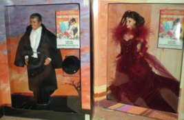 Barbie Doll - Barbie & Ken -Gone With The Wind (2 Dolll Set) - $68.95