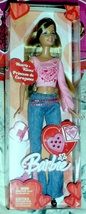 Barbie Doll - Hearts & Kisses (2004) Valentine - $24.95