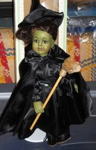 Seymour Mann Doll, Story Book Tiny Tots Wicked Witch from the Wizard of ... - $18.95
