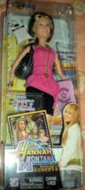 Hannah Montana Doll-  Memorable Moments - $22.95