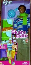 Ken Doll -  Skate Date  (AA) Matell - $34.00
