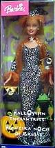 Barbie Doll - Halloween Enchantress-2003 - $24.95