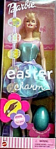Barbie Doll -  Easter Charm Special Edition w Pretty Bracelet -2001 - $24.95