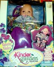 Kindergarden Collection  Valerie Violet Doll - $18.90