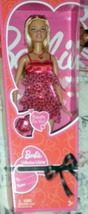 Barbie Doll - Valentine Wishes Barbie Doll (2009) - $24.95