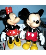 Mickey  Mouse & Minie Mouse - $19.90