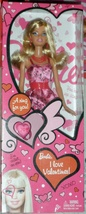 Barbie Doll - I Love Valentines! (2010) - $19.95