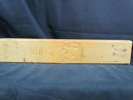 Rare Antique Karl Hart #35675 Schwetzingen Bei Mannheim Wood 20 Cigar Mo... - $166.24