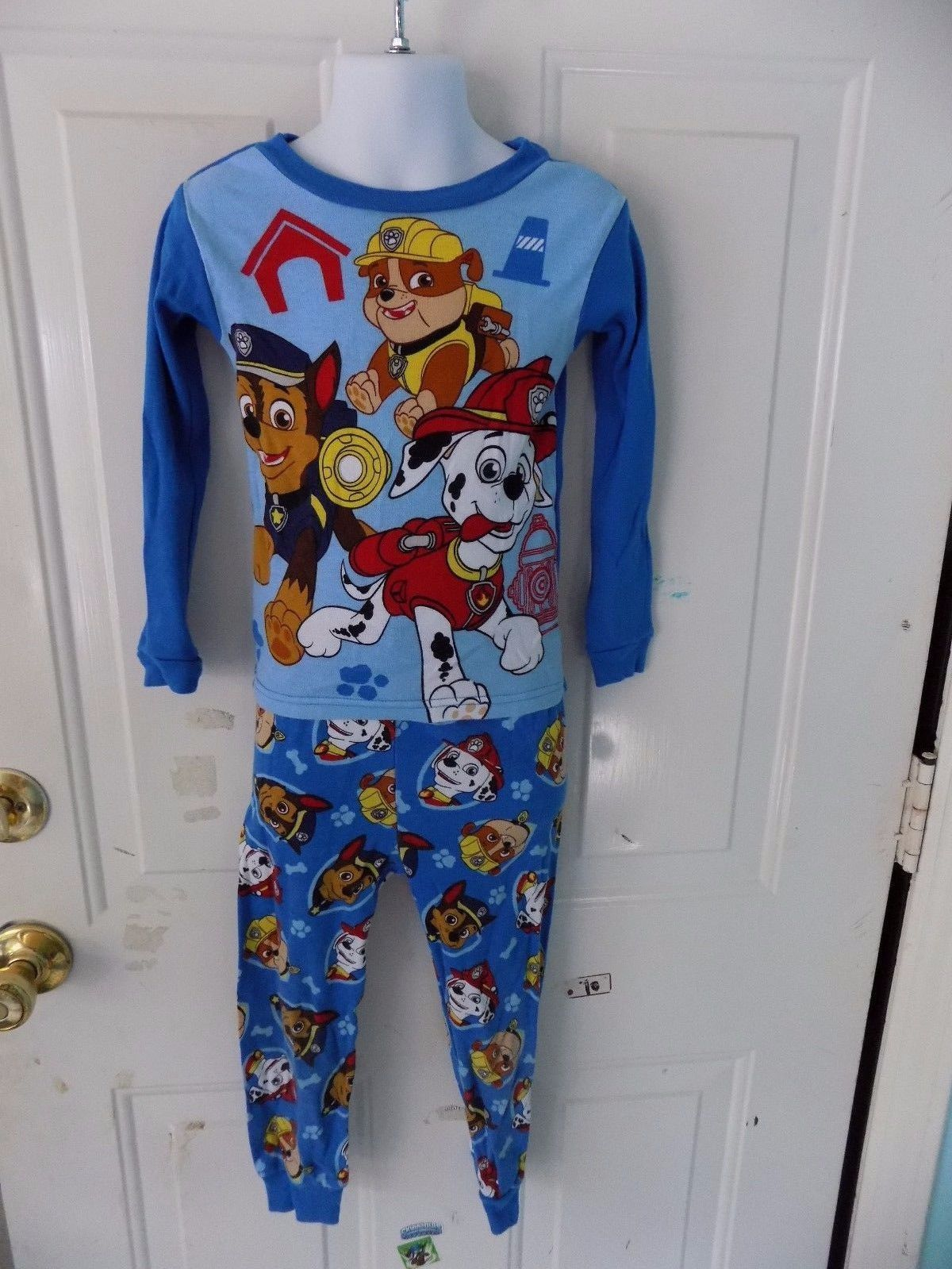 d3fb448d0 Nickelodeon Paw Patrol Sleep Pajama Set Size and 49 similar items