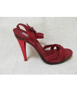 WOMAN SHOES, Red Jennifer Lopez's    Size 8.5 - $10.00
