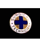 Surgical Technician Lapel Pin Hospital Medical ... - $12.97