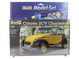 Revell Revell67095 Citroen 2cv Model Set (126-piece) #ief - $40.19