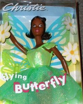 Barbie Doll - Flying Butterfly - Christie - AA - $29.95