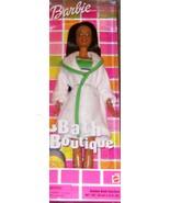 Barbie Bath Boutique Doll (AA) with Bubble Bath (1998) - $49.95