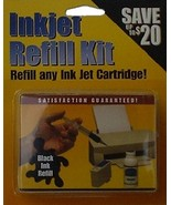 Ink Refill Kit (black) - $5.00