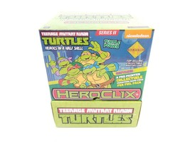 Teenage Mutant Ninja Turtles Series 2 Heroclix -24 Boosters WizKids WZK7... - $47.49