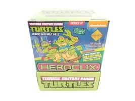 Teenage Mutant Ninja Turtles Series 2 Heroclix -24 Boosters WizKids WZK7... - $49.99