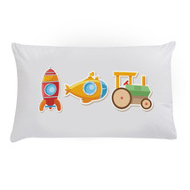 """""""My Little Working Man"""" Pillow Case - IN4260 - $9.99"""
