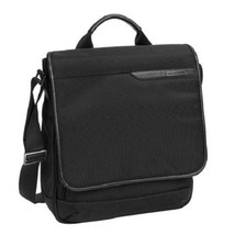 Johnston & Murphy Messenger Bag Men's bag Black NEW $200 - $59.25