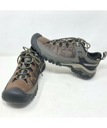 Keens Men's Targhee II Waterproof Raven Tawny Olive Hiking Shoes Size 12... - $123.74