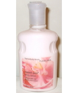 Bath and Body Works New Sweet Pea Body Lotion 8 oz - $8.95