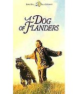 A Dog of Flanders (VHS, 2000, Slipsleeve) - $0.98
