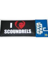 Star Wars Han Solo I Love Scoundrels Trifold Wa... - $23.75