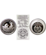 2005 $1 Silver Shawnee Tribe Expedition Of Discovery 1oz. .999 Fine Proo... - $92.38 CAD
