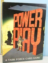 Power Play Power Politics in 3rd World Countries Task Force Games 1981 - $9.89
