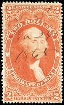 R83c, F-VF Probate of Will Revenue Stamp Cat $90.00 - Stuart Katz - $39.95