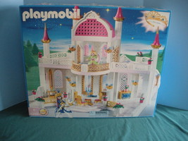 Vtg. Playmobil #4250 Magic Princess Castle NIB with Princess Crown! (B) ... - $250.00