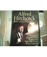 Alfred Hitchcock: 4 Spine Tingling Films From t... - $0.98