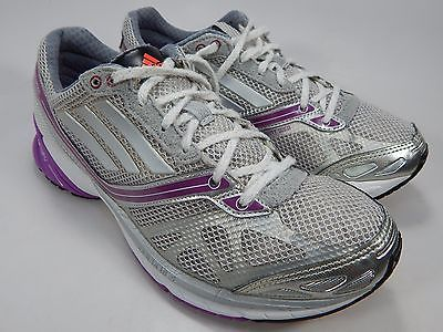 Adidas Adizero Tempo 5 Women's Running Shoes Size US 7.5 M (B) EU 39 1/3 Gray