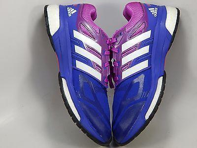 Adidas Response Boost Women's Running Shoes Size US 8.5 M (B) EU 40 2/3 Blue