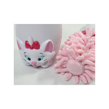 Tokyo Disney Resort Limited Aristocat Marie Riobbn Mop Desk cleaner pink japan image 2