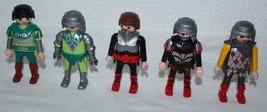 Playmobil Knights Figures Replacement Figurines... - $7.92