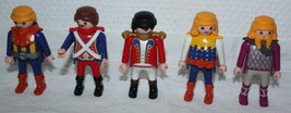 Playmobil Male Figures Replacement Figurines Mix Lot of 5 - $8.90