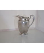 VINTAGE WATER PITCHER by BERNARD RICE'S SONS ~ 8115 ~ APOLLO E.P.C. - $45.00