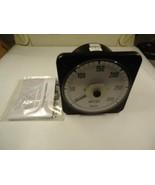 Crompton 077-05FA-LSRX-C7 0/300 Amps AC Panel Meter New Open Box - $17.10