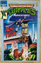 TEENAGE MUTANT NINJA TURTLES ADVENTURES #22 (1991) Archie Comics FINE 1st - $9.89