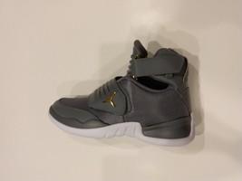 23f67da278d5 New Nike Air Jordan Generation 23 Cool Grey AA1294-004 NK Metallic Gold - £