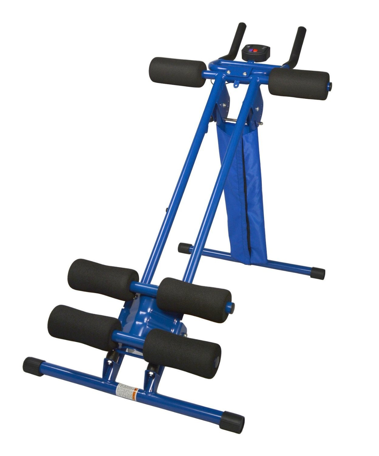 do one more fitness strength plank blue ab cruncher six pack trainer 5 minute abdominal. Black Bedroom Furniture Sets. Home Design Ideas