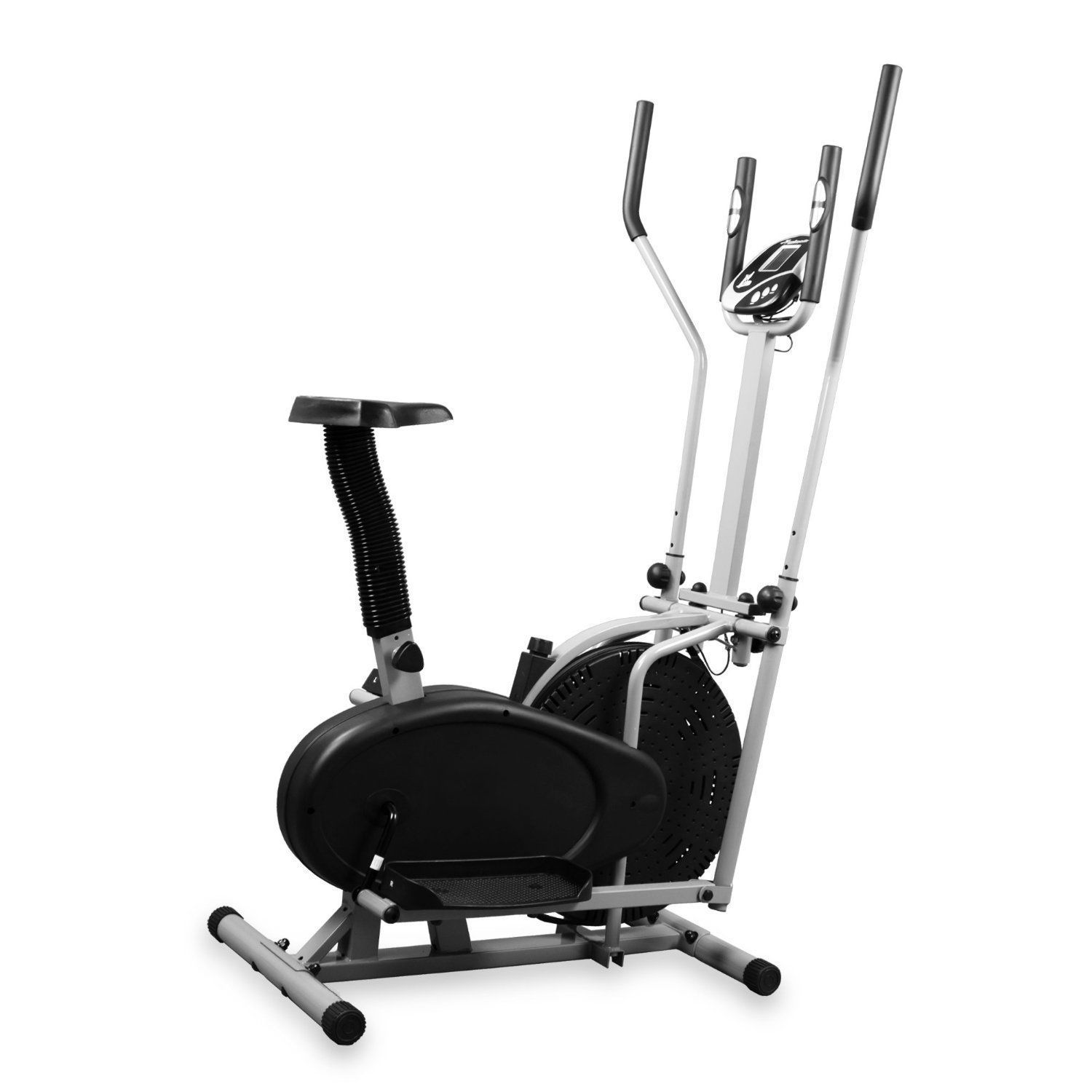"Elliptical Sit Down Bike: ""Do One More"" Fitness Elliptical Bicycle Deluxe Cross 2 In"