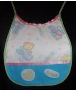 Baby bib, duck, bunny, bear IN STOCK - $10.00