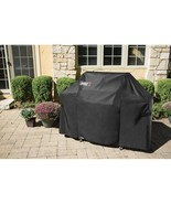 """Weber 7107 Grill Cover 44""""X60"""" w/Storage Bag for Genesis Gas Grills BBQ ... - £71.42 GBP"""