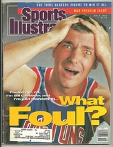1990 Sports Illustrated Detroit Pistons NBA Preview Breeders Cup Houston... - $2.50