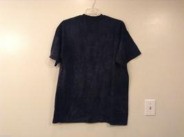 The Mountain Black 100% Cotton Boston Terrier Face Print T-shirt, size XL image 2