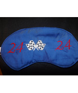 Embroidered sleep mask(24) IN STOCK - $10.00