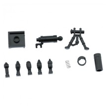 Ssories weapons for lego brickarms minifigs army military set mortar launcher in pieces thumb200